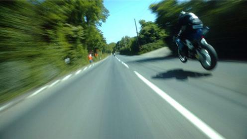 第一视觉欣赏曼岛TT赛车,只有风追得上他们,感受速度的激情!