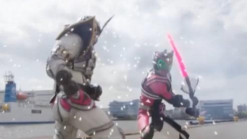 假面骑士时王AMV:英雄正在登场,我将不会倒下