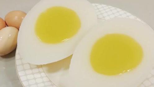 """3种方法教你识别""""人造鸡蛋,再也不怕健康受损"""
