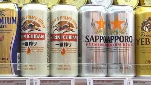 韩抵制日货已造成啤酒进口量减少98% 优衣库销售额减少70%