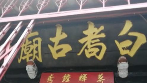 福建泉州有一座寺庙,不供佛却供奉一只白狗,百年来香火不断