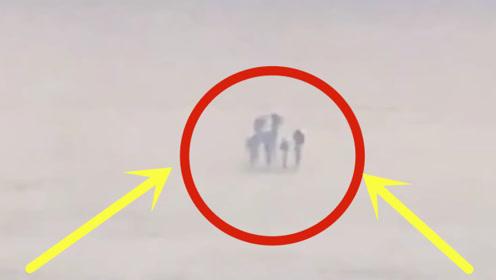 """男子飞机上""""拍照"""",突然发现云层中藏人,仔细一看发现大事!"""