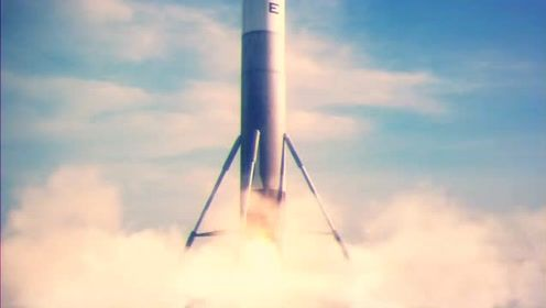 翎客航天亚轨道可重复使用火箭RLV-T6宣传片来了