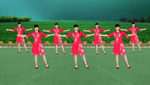 热门广场舞《等你等了那么久》健身舞