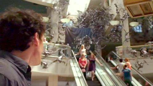 小伙有一双阴阳眼,可以看到别人看不到的怪物,一部科幻灾难片!