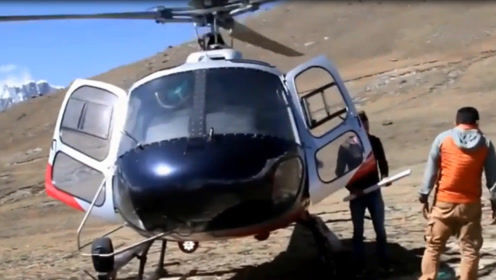 直升飞机为什么不能飞上珠穆朗玛峰?最高处有什么,看完涨知识了