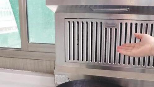 开油烟机窗户要不要打开?可惜很多人做错了,难怪厨房总是烟味重