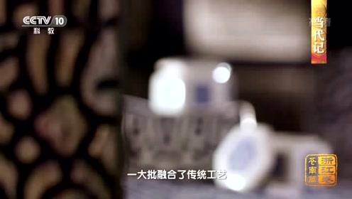 畲族夹缬:雕花夹布浸,蓝白相与间