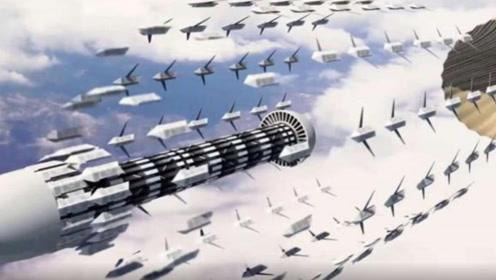 """中国""""利箭""""从空中铺天盖地而来吗?世界各国聚焦中国!"""