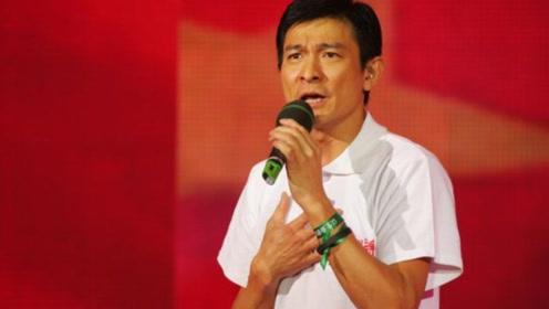 刘德华接受采访,日本主持人问及香港,他霸气回应:我是中国人