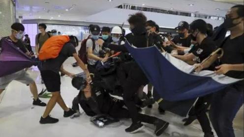 """暴力犯罪必被究!在香港大搞破坏的""""勇武派""""到底是啥货色?"""