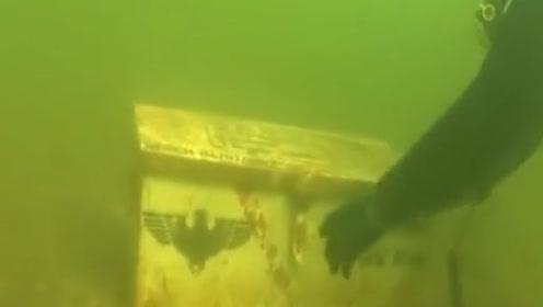 """男子潜水发现50吨""""黄金宝库""""秒变亿万富豪,政府:不需要上交"""