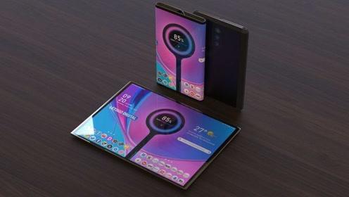 小米首款折叠屏手机,比三星还要炫酷,折叠方式十分独特