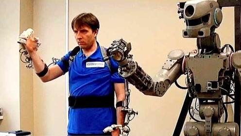 俄首位机器人宇航员奔赴太空,未来可替人类执行危险任务