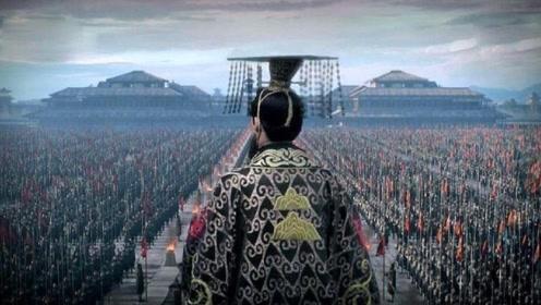 秦始皇在世时,为何项羽刘邦不反抗?专家回答一针见血