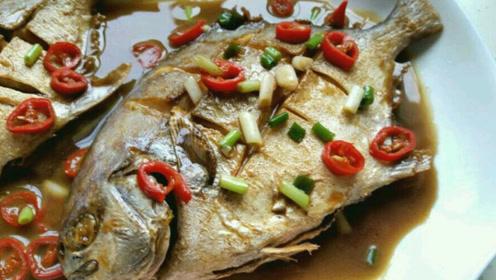 金鲳鱼和银鲳鱼哪种好吃,有什么差别?