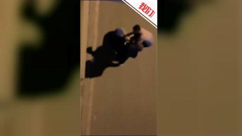 四川丹巴街头女子被人殴打 警方:二人是夫妻均已到案