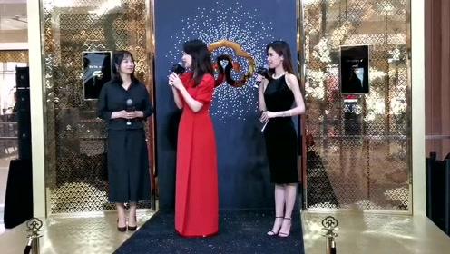 李英爱亮相Whoo后进驻中国十周年庆祝活动