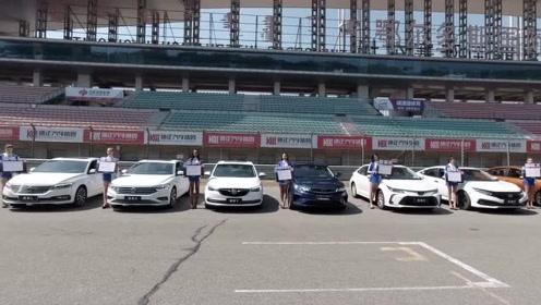 国产车如何单挑合资车,鄂尔多斯赛车场看吉利帝豪GL以一敌五