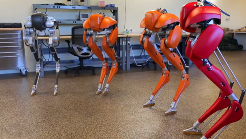 福特发明智能送货机器人,可独立行走,快递员要失业?