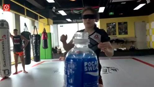 亚洲首位UFC世界冠军张伟丽劲爆训练!诠释梦想的力量!