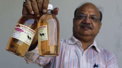 印度人鼓吹自己的饮料包治百病癌症都能治 看到原料网友纷纷拒绝