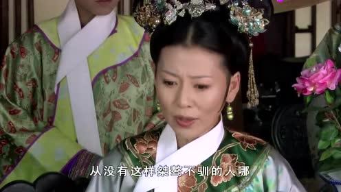 叶澜依跟皇后请安,巧舌如簧怼了众多妃嫔,太霸气了