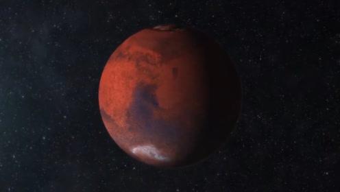 火星文明之谜或被解开,地表出现神秘居民遗迹,规整平坦