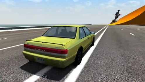汽车驾驶游戏:击穿破坏性的锤子