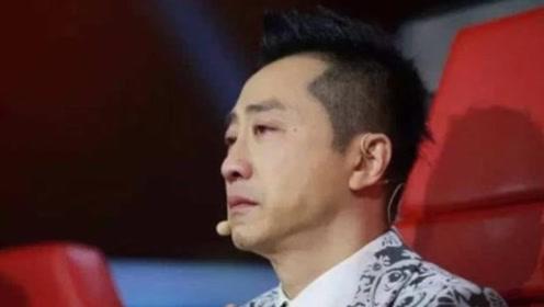 顶级歌手偷偷参加中国好声音,哈林转身后泪奔,没转身导师尴尬了