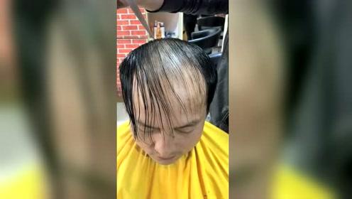 剪完秒帅变男神,论发型的重要性,技术很重要