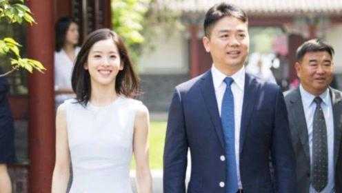 章泽天刘强东协女儿同游瑞士,一家三口甜蜜和谐,破婚变传闻!