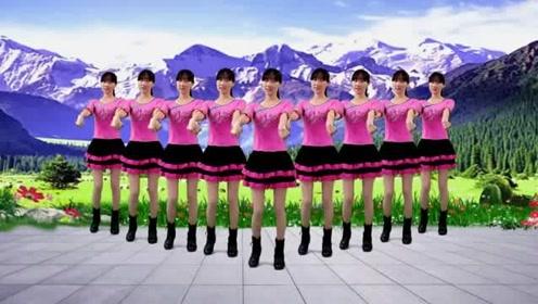 广场舞《女人没有错》歌词现实,32步好听更好看!