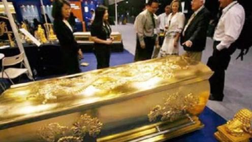 太原挖出一口黄金棺材,制造工艺复杂无比,为何迟迟不打开?