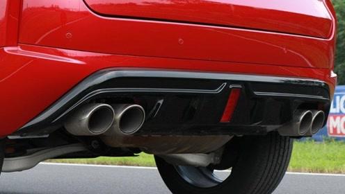"""真正的国产""""宝马X6"""",掀背造型4出排气,19万起价格也合理"""