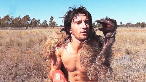 澳大利亚农村人是如何捕捉袋鼠的 网友:硬核!