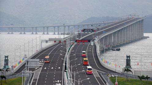 港珠澳大桥通车326天后,如今桥上几乎见不到车了?原因太现实