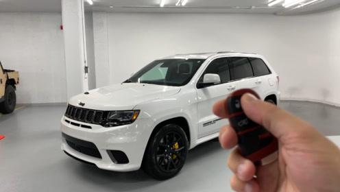 2019款Jeep大切诺基,外观和内饰详细实拍