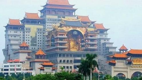 """富豪斥资20亿在广西建""""布达拉宫"""",历时13年,比西藏的还大"""