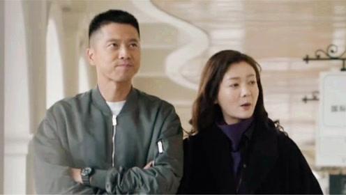 陆战之王:叶晓俊瞒着母亲见牛努力,母亲撞破两人约会,太意外了