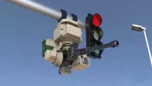 """中国这发明又火了,谁防闯红灯就立刻""""湿身"""",有效防止事故发生"""