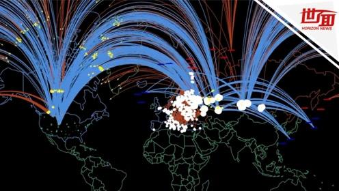 模拟影片曝光!美俄若爆核战争 数小时内可造成9150万人死伤