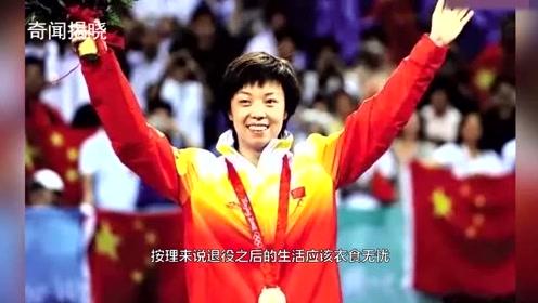 张怡宁退役为何嫁56岁老公?看完此举动才明白他们爱恋多甜蜜!