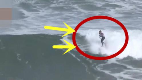 最大胆的冲浪比赛,简直就是拿命在拼,看得简直惊心动魄!