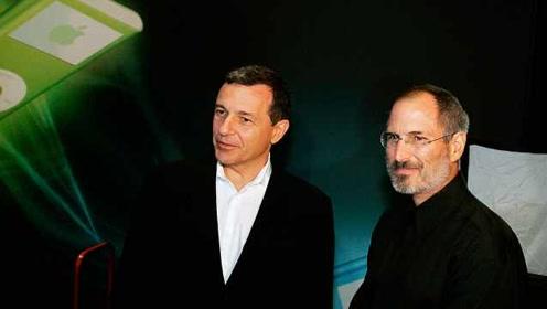 迪士尼CEO:如果乔布斯还活着,会认真讨论和苹果合并