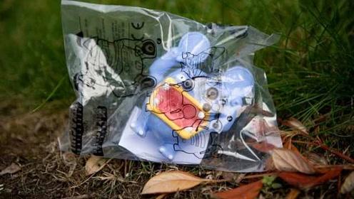 英国汉堡王麦当劳取消供应塑料玩具,每年可减少320吨垃圾
