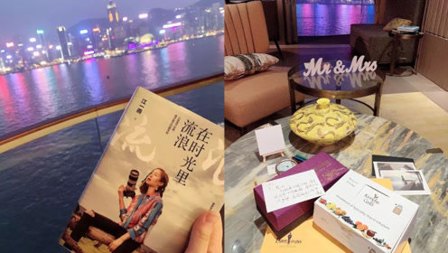 奚梦瑶被扒嫁入豪门多月仍住酒店 疑似与婆家不和不受待见