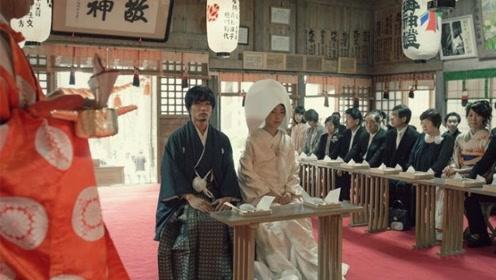 日本女人结婚时,究竟有多少尴尬的习俗?结果让人不敢看