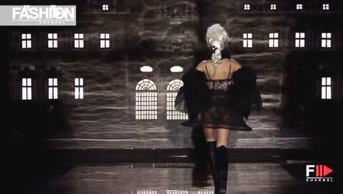 独特的黑纱裙设计,展现别样的美!