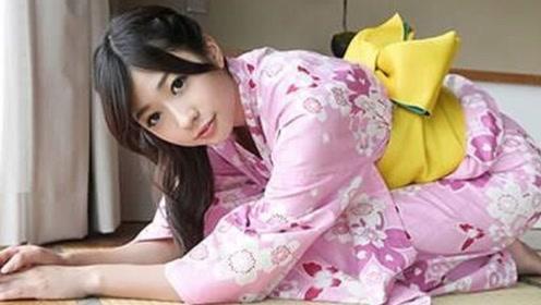"""日本传统服饰和服,背后的""""小枕头""""是用来干嘛的?真相让人脸红"""